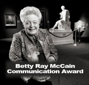 communication award
